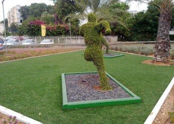 דשא סינתטי לרשויות