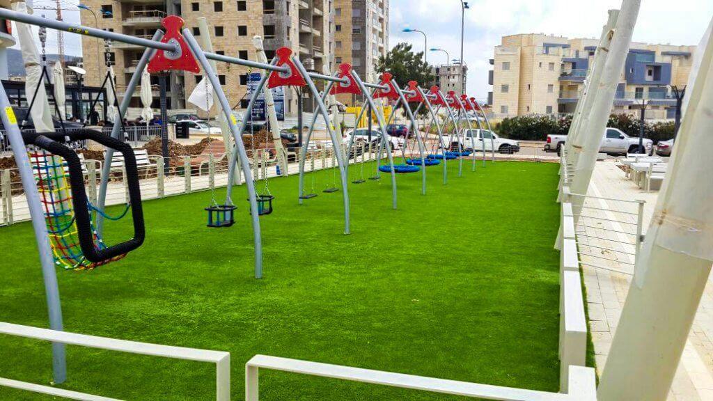 דשא סינתטי - חיסכון בעלויות