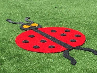 דשא סינטטי לגני ילדים